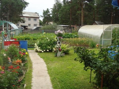 Продаю земельный участок с домом в пос. Улыбышево - Фото 4