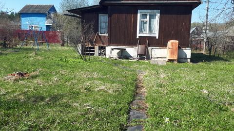 Дача 52кв.м. на 6 сотках недалеко от ж/д ст.Приокская, Заокский р-он - Фото 4