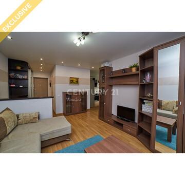 Продажа 2-к квартиры на 4/5 этаже на ул. Чистая, д. 1 - Фото 1