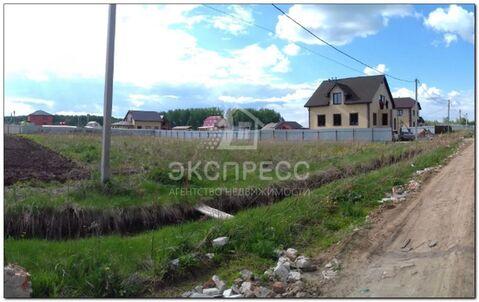 Продам земельный участок, Падерина, Центральная, 3 - Фото 1