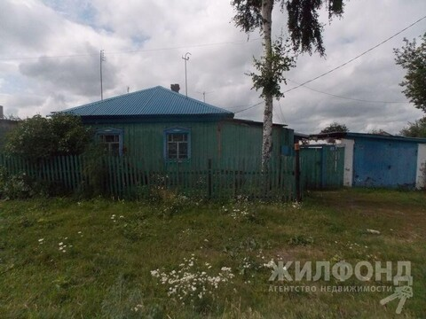 Продажа дома, Колывань, Колыванский район, Ул. Сергиенко - Фото 1