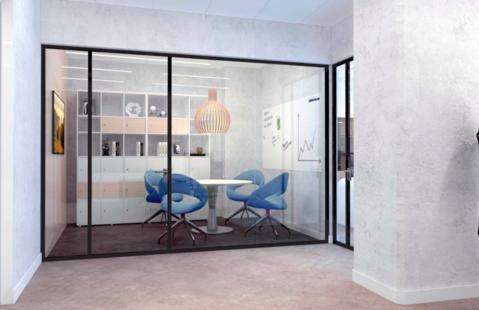Аренда офиса без комиссии со свежим ремонтом в Башне Федерация - мск - Фото 2