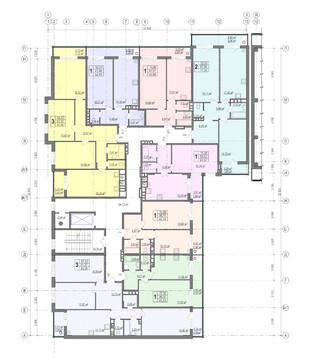 Однокомнатная 44 кв.м. на Парковой 11 - Фото 3