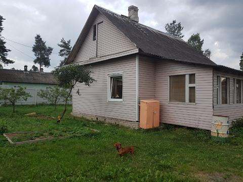 Теплый 2этажный, бревенчатый дом в Нежново - Фото 4