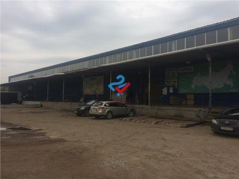 Теплый склад до 4000м2 ул. Трамвайная 16/1 - Фото 1