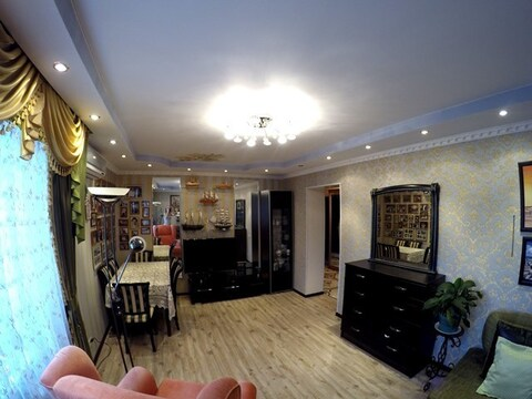 Купите шикарную 2-комнатную квартиру с ремонтом без вложений - Фото 3