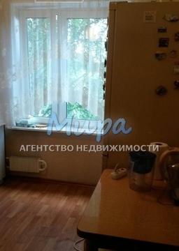 Продается трехкомнатная квартира, метро Пражская, 15 минут пешком, ул - Фото 2