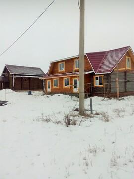 Новый рубленый дом в Дружино мкр Александровская усадьба - Фото 3