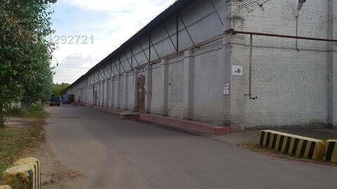 Под склад, холод, выс. потолка: 4,5 м, пол асфальт, ж/д ветка, пропус - Фото 5