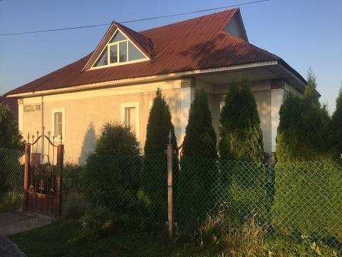 Продаётся шикарный дом общей площадью 110 квм - Фото 1