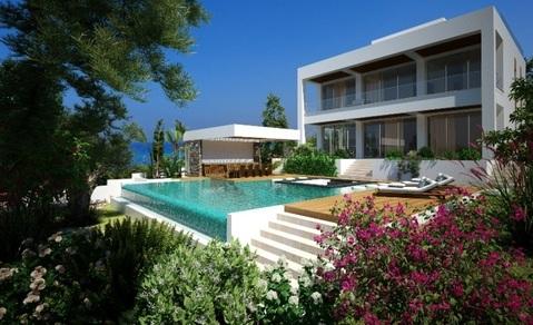 Роскошные новые 3-х и 4-х спальные виллы у моря в пригороде Пафоса - Фото 3