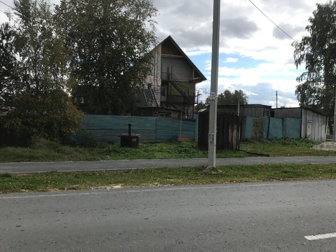 Участок 5 сот, п.Богандинский, Тюменский район - Фото 1