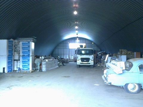 Сдам склад 1000 м2. в Жуковском, Быково, холодный. - Фото 1