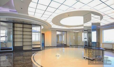 Офис 250м с евроремонтом у метро Калужская, БЦ класс А - Фото 3