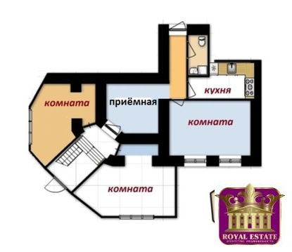 Продажа офиса, Симферополь, Ул. Киевская - Фото 1