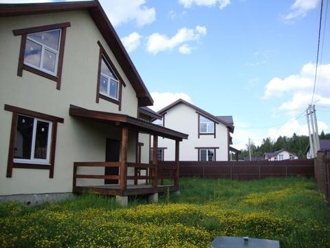 Продаётся новый дом 225 кв.м с уч. 10 сот.- 35 км от МКАД - Фото 4