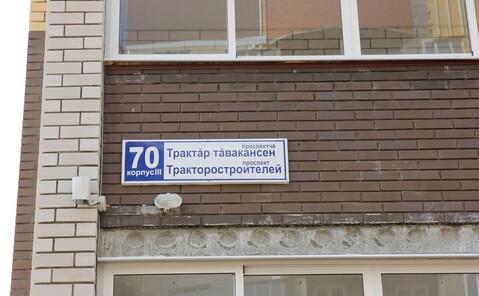 Двухкоматная в новом полностью кирпичном доме ост. 52 Школа - Фото 3
