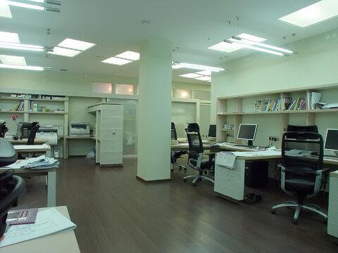 Стильный офис, 96 м2 - Фото 4