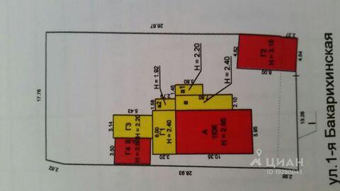 Продажа дома, Кинешма, Кинешемский район, Улица 1-я Бакарихинская - Фото 1
