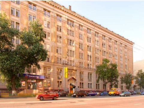 Продажа офиса, м. Римская, Ул. Нижегородская - Фото 1