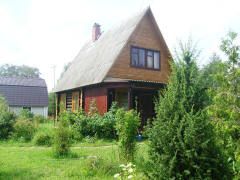 Бревенчатый дом на просторном участке - Фото 3