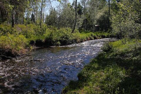 Земельный участок в поселке Листвянка, у реки Крестовка - Фото 1