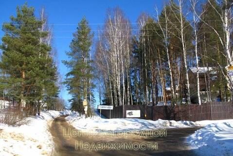 Участок, Волоколамское ш, Новорижское ш, 50 км от МКАД, Сафонтьево, . - Фото 1