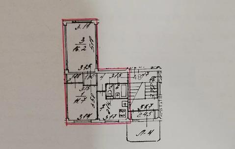 Объявление №52359656: Продаю 2 комн. квартиру. Санкт-Петербург, 2-й Рабфаковский переулок, 10,