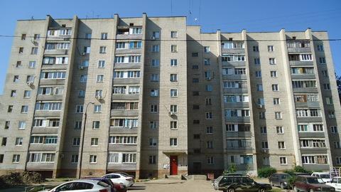 1-комн. квартира ул. Туполева д. 9, 28 кв.м, 4/9 этаж - Фото 1