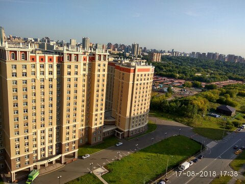 Однокомнатная квартира на Мичуринском проспекте - Фото 2