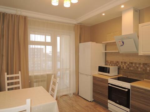 Современная однокомнатная квартира в Центральном районе г. Кемерово - Фото 5