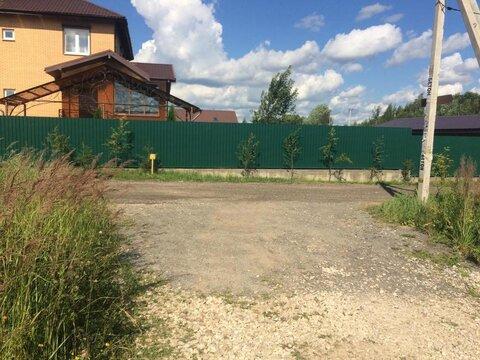 Продажа участка, Ишино, Чеховский район - Фото 3