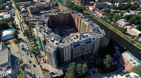 Продается трехкомнатная квартира бизнес-класса на Петровском острове - Фото 2