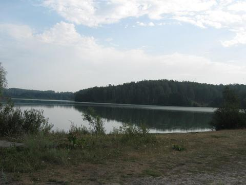 Продажа земельного участка 5,5 га сельхоз вблизи каскада озер - Фото 1