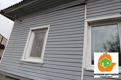 Объявление №53310129: Продажа дома. Барнаул