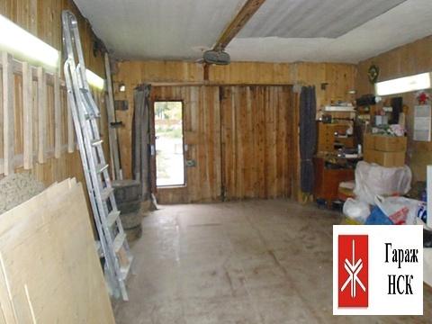 Продам капитальный гараж. ГСК Башня №100. На 2 авто. вз Академгородка - Фото 5