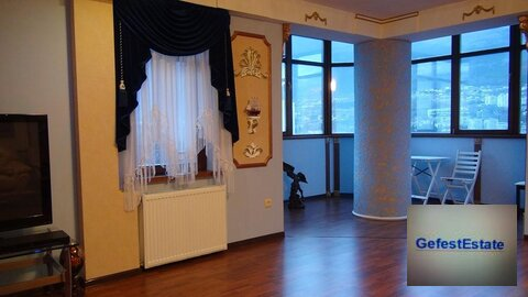 Просторная квартира с дизайнерским ремонтом - Фото 1