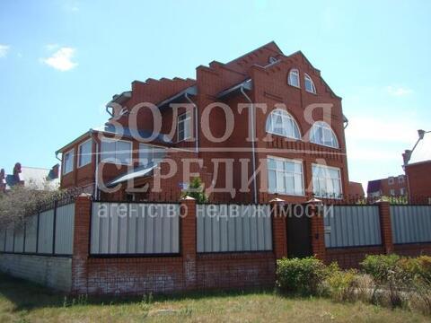Продам 3 - этажный коттедж. Старый Оскол, Дубрава - Фото 1