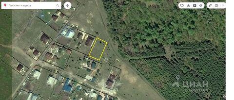 Продажа участка, Кукушка, Ульяновский район, Ул. Сосновая - Фото 1