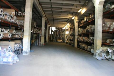 Под склад, отапл, выс.: 6 м, на огорож. охран. терр. Ст: в м - Фото 5