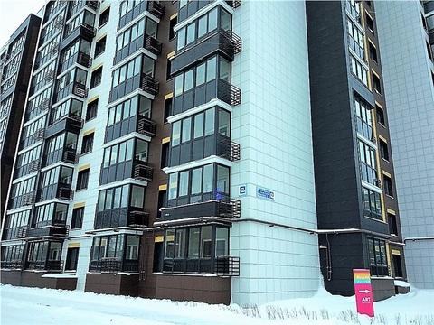 """2-к квартира 53.44 кв.м, ЖК """"Арт Сити"""" - Фото 2"""