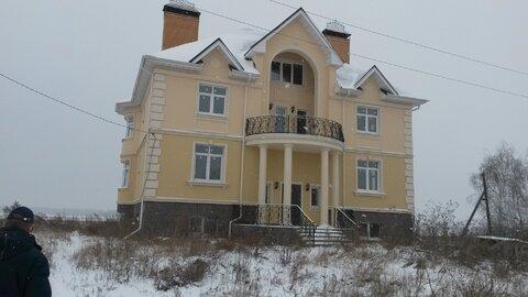 Дом 450 м2 на участке 24 сотки в Рязанской области - Фото 1