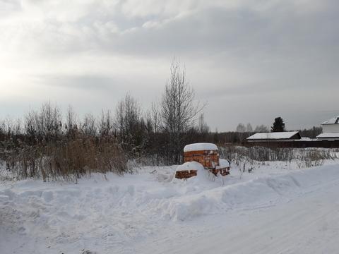Участок 20сот, п.Богандинский, Тюменский район - Фото 1