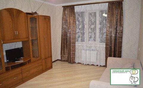 Комната в современном районе