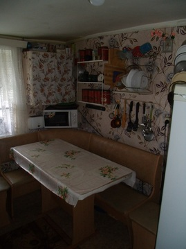 Дом 40м2, 2комн+кухн, 10сот, гараж 2 авто, баня - Фото 5