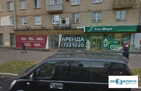 Аренда торгового помещения, Ленинский пр-кт.