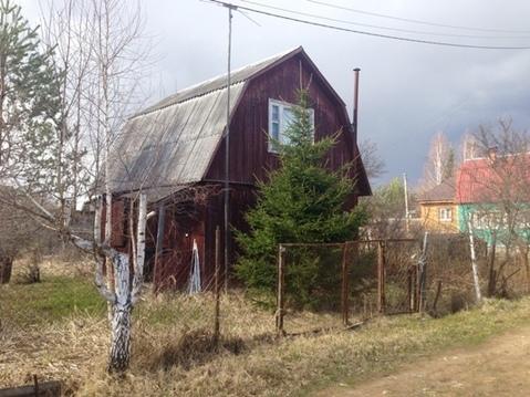 Дача на 6,5 сотках СНТ вбл. д. Марьино, Рузский городской округ - Фото 1