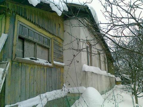 Часть жилого дома с земельным участком 12 соток в г.Кашира, 100 км . - Фото 2