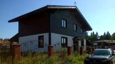 Кирпичный коттедж под отделку в поселке Русская Усадьба - Фото 3