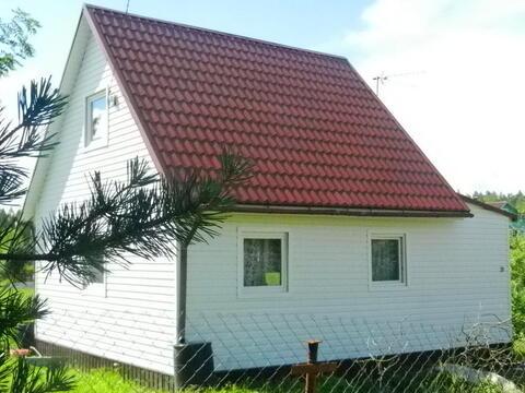 Продам новую 2-х этажную дачу из бруса массив Форносово, СНТ Озон - Фото 2